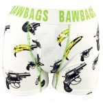 Bawbags banana and guns boxers