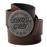 santa-cruz-mf-dot-leather-belt-brown