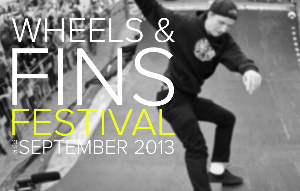 Wheels and Fins Summer Event