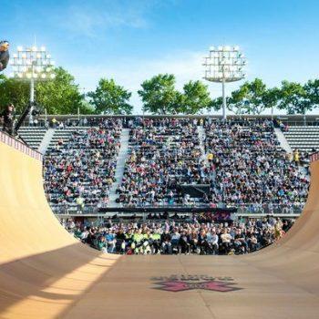 skateboarding events