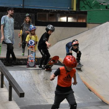 Common beginner skate questions