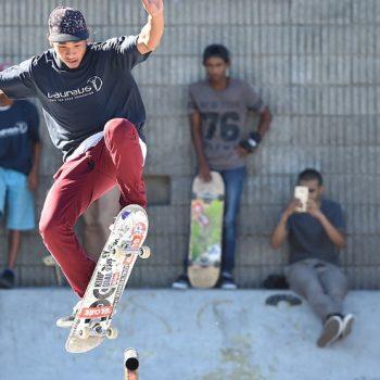 Skatepark Mid Air