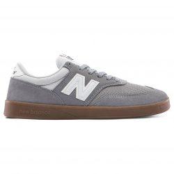 New Balance 617 Skate Shoes - Grey / Gum