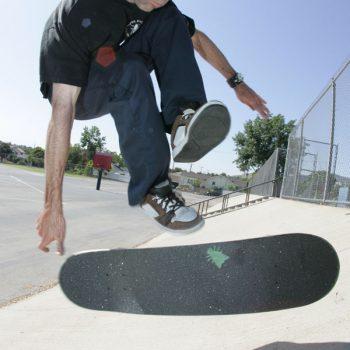 Darryl Grogan Freestyle Skater