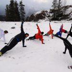 fitness snow