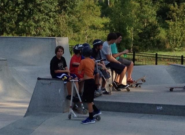 Unwritten Rules Of The Skatepark