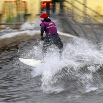 wave pool surf snowdonia